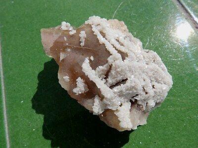 "Minerales "" Fantasticos Cristales Fluorescentes De Fluorita(Asturias) - 10E17 "" 8"
