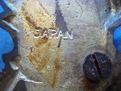 Antique Large Japan Bronze American Eagle Door Knocker 5