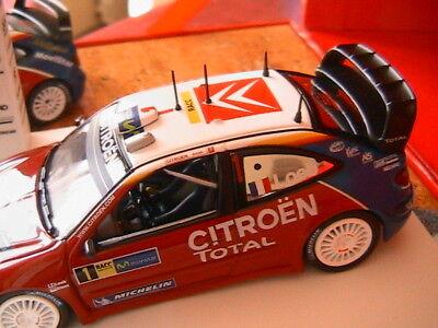 DECALS 1//43 REF 1520 CITROEN XSARA WRC SEBASTIEN LOEB RALLYE SAFARI RALLY 2002