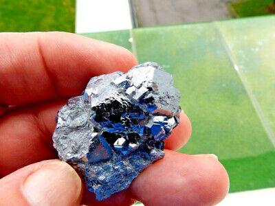 """Minerales """" Preciosos Cristales Cubicos De Skutterudita De Marruecos  -  1E19 """" 2"""