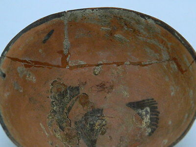 Ancient Large Size Teracotta Painted Pot Indus Valley 2500 BC #PT1524 2