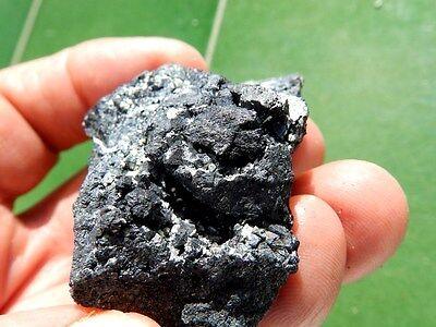"""Minerales """" Excepcional Mineral De Magnetita De Sierra Bermeja  -  3B16 """" 4"""