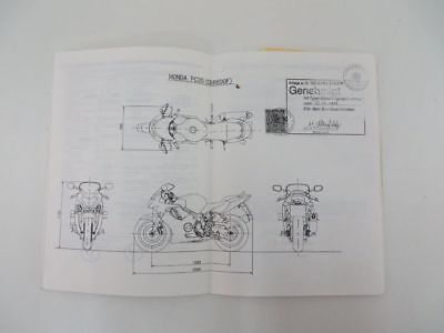 HONDA CBR600F PC35 Rahmen gebraucht 2