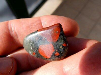 """Minerales"""" Extraordinario Mineral Rodado De Heliotropo  Poona(India)  -  6C16 """" 2"""