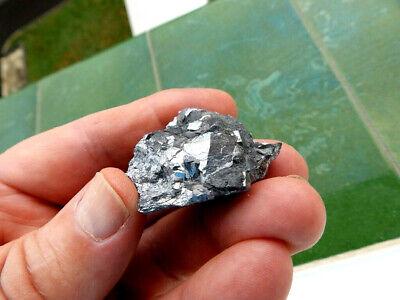 """Minerales"""" Extraordinarios Cristales Cubicos De Skutterudita De Marruecos-7D19 """" 3"""
