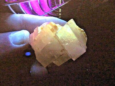 "Minerales "" Bonitos Cristales Romboedricos De Calcita Mina Moscona  -  2A18 "" 4"
