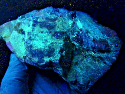 "Minerales "" Bonito Y Rarisimo Mineral De Pegmatita De Isla De La Toja  -  4C14 "" 6"