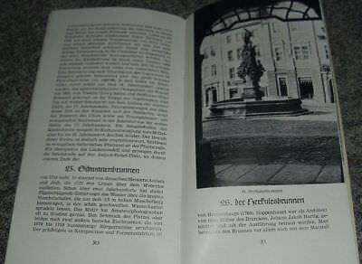 1955 ZITTAU Sachsen Kulturpfad Wegweiser Sehenswürdigkeiten *7876