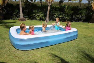 Large Family Swimming Pool Garden Outdoor Summer Inflatable Kids Paddling Pools 3