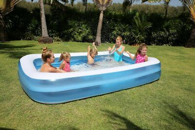Large Family Swimming Pool Outdoor Garden Summer Inflatable Kids Paddling Pools 4