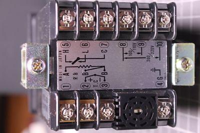 Temperatur Regler RKC PF-4B1R-M 0-150°C PT100