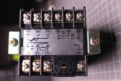 Temperatur Regler RKC PN-4B1C-M 0-200°C FE/KO