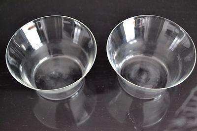2 Teeglas + Glaseinsatz + Untersetzer BBI Braucke Berkenhoff Iserlohn Kordelrand 7