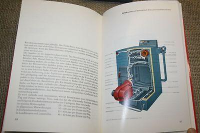 Von der Feuerstätte zur Heizung, Heiztechnik, Ofen, Kamin, Heizungsmonteur, 1968 4