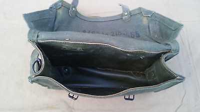 BORSA, ZAINETTO, TRACOLLA, Bag Militare Scrambler Moto