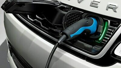 Genuine Range Rover - Public Charging Cable (Lr124592 / Lr110709) 2