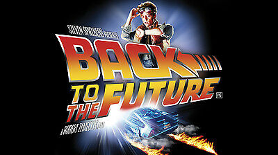 Back to the Future Gold Coin Trilogy Michael J Fox Iconic Movie Past History USA 10