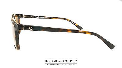 Original Etnia Barcelona Sonnenbrille Montsio Farbe Hvbe Braun Beige Kleidung & Accessoires Sonnenbrillen