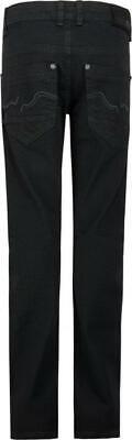 mid  basic clean schwarz Gr 134-176 NEU BLUE EFFECT Jungen Jeans slim