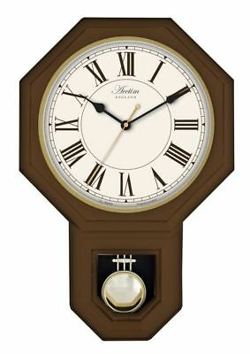 Acctim Woodstock Wood Effect Pendulum Taunton Pendulum Wall Clock & Other Clocks 7