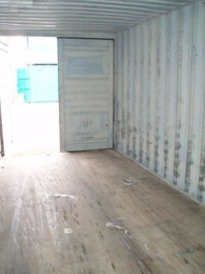 USED 20' SHIPPING CONTAINER for HOME BUSINESS STORAGE WE DELIVER NEW ORLEANS, LA 7