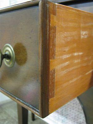 Kittinger Williamsburg Reproduction Mahogany Hepplewhite Sideboard Nr. Mint