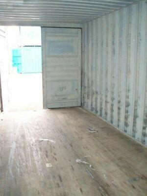 USED 20FT SHIPPING CONTAINER HOME STORAGE SOLUTION - WE DELIVER in ATHENS, GA 5