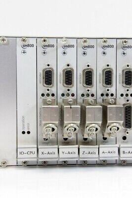 SM motion control - SM 800 - CNC- SPS-Steuerung - SM800/ecotec/LKS/6Ax+CAN 3