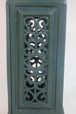 American J.W. Fiske Victorian Floor Urn Planter, 19th Century, Provenance