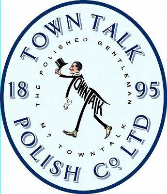 """Silver jewellery  polishing cloth anti tarnish by Town Talk 5""""x7"""" 2"""