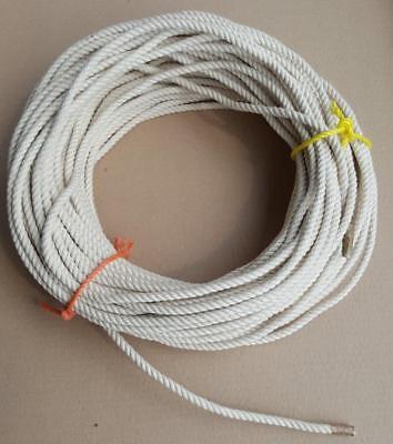 Seil, Baumwollseil  gedreht, 1,8 mm, 6-20 mm, Natur, Fesselseil, geflochten