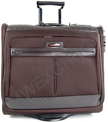 $650.00 Samsonite Black Label Opto Wheeled Garment Bag 9