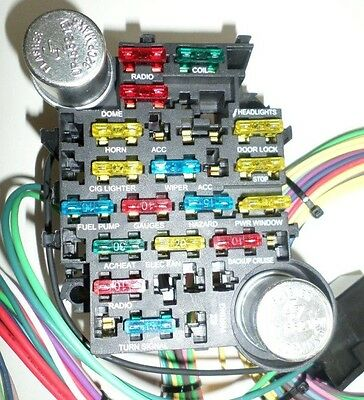 ez wiring harness 21 circuit ez image wiring diagram 21 circuit ez wiring harness all black chevy mopar ford hotrods on ez wiring harness 21