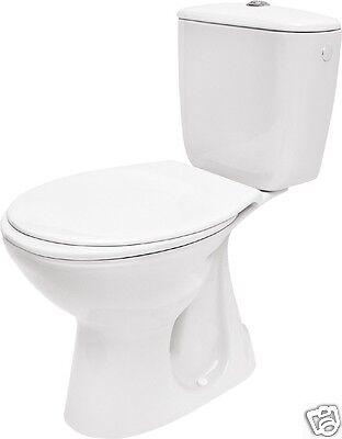 design wc toilette stand komplett set sp lkasten aus keramik mit sitz senkrecht eur 124 99. Black Bedroom Furniture Sets. Home Design Ideas