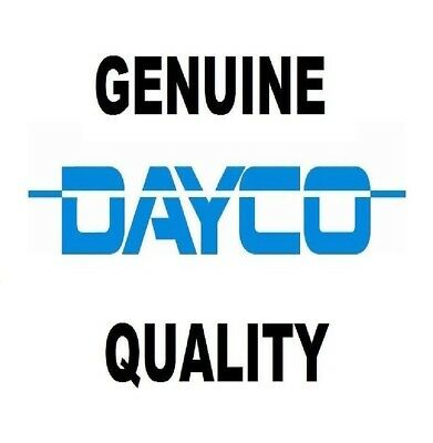 6PK1165 GENUINE DAYCO ALTERNATOR FAN DRIVE Auxiliary flat or v BELT