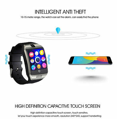 New Orologio ARC Bracciale SmartWatch Bluetooth Telefono per Ios Android iPhone 9