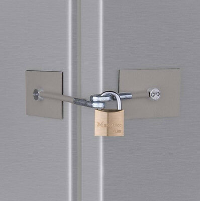 Marinelock Refrigerator Lock - Secure and Easy to Install 3