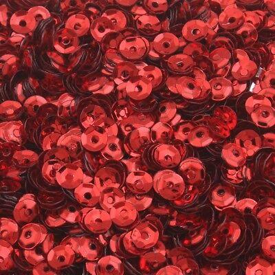 24000 Pailletten Gewölbt im Blister für Kleidung Schmuck 3mm (100g / 10 farben) 7