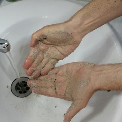 Pevastar, 10Kg, Limpiador De Manos, Pasta Lavamanos Desengrasante Para La Piel