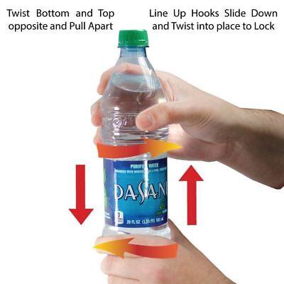 Diversion Bottle Safe Secret Stash Container Dasani Water Hidden Compartment 2