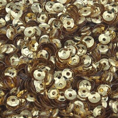 24000 Pailletten Gewölbt im Blister für Kleidung Schmuck 3mm (100g / 10 farben) 12