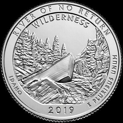 "2019 P,D,S Receive All 15 National Parks ATB ""BU"" Quarters **SUBSCRIPTION SALE**"