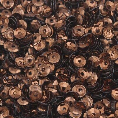 24000 Pailletten Gewölbt im Blister für Kleidung Schmuck 3mm (100g / 10 farben) 6