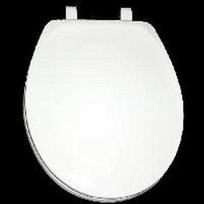 Stupendous Beneke Quality Solid Plastic Round Front Toilet Seat 420 Pabps2019 Chair Design Images Pabps2019Com