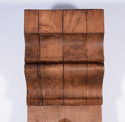 Antique French Gothic Revival Chestnut Wood Corbel/Beam/Pillar 4