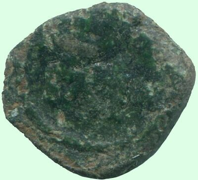 AUTHENTIC BYZANTINE EMPIRE  Æ Coin 1.8 g/12.95  mm ANC13611.16 2