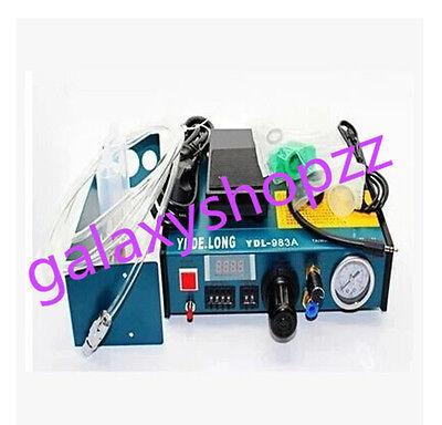 110V /220V Auto Glue Dispenser Solder Paste Liquid Controller Dropper YDL-983A