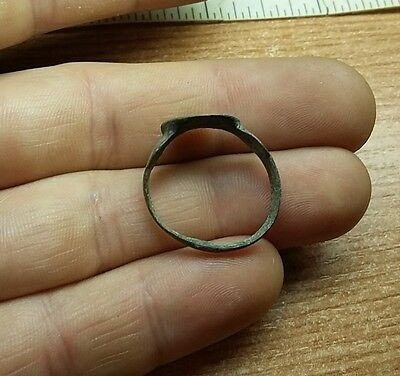 Old Antique Medieval   Ring  #2046 4