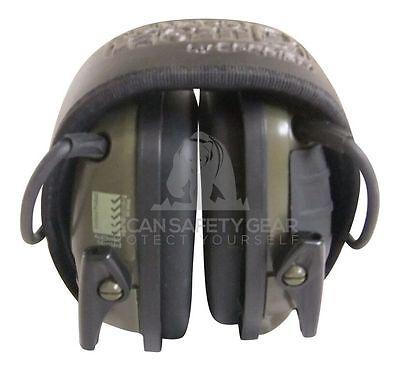 Howard Leight Electronic Earmuff Impact Sport Shooter Outdoor Headphone RRP99.99 2