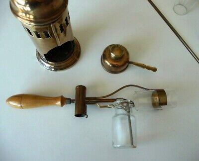 Museales antikes Inhaliergerät,Inhalier-Apperat nach Siegle,ca.1875-1890,selten 3